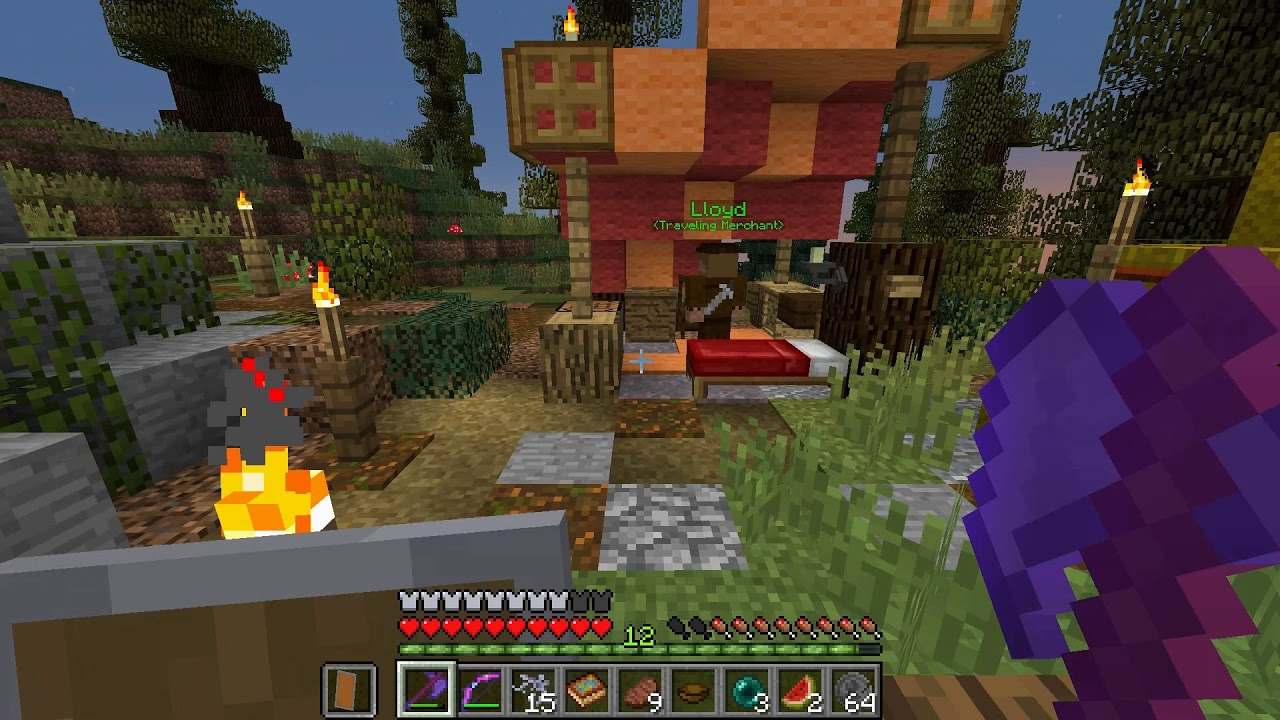 Minecraft - HermitQuest Season 2 #6