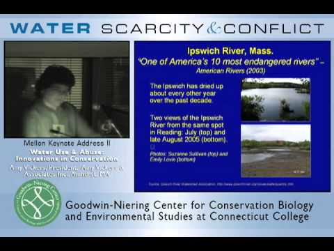 Water Use and Abuse: Innovations in Conservation