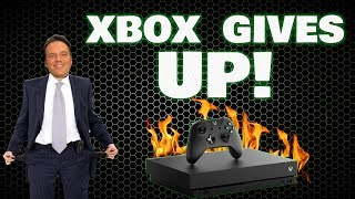 XBN: Xbox Gives Up And Won't Report Active Users Or Sales Anymore! Gears 5 Completely Flops!
