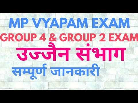 MP GK District wise- Ujjain division for vyapam exam