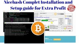 How to install nicehash miner||Nicehash miner setup||nicehash miner legacy setup hindi||Nicehas
