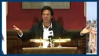 War On Terror | Imran Khan | Oxford Union