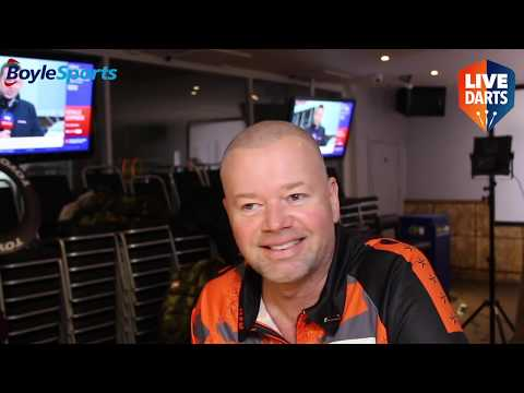 "Raymond van Barneveld: ""Is it realistic to say I will lift the trophy? No, but the belief is there"""