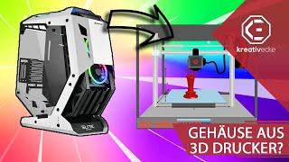 GAMING PC Gehäuse aus dem 3D Drucker? IST DAS eine GUTE IDEE?  #KreativeFragen 149