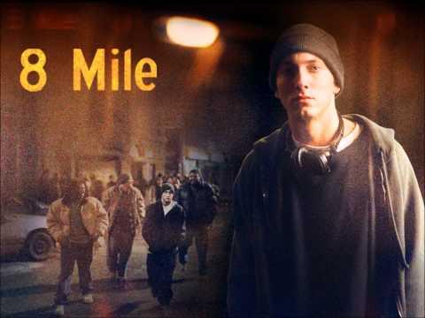 8 Mile - Final battle Instrumental/Beat [HD Audio & Video] Mobb Deep - SHOOK ONES PART II