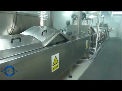 Fully Automatic French Fries Manufacturing Line