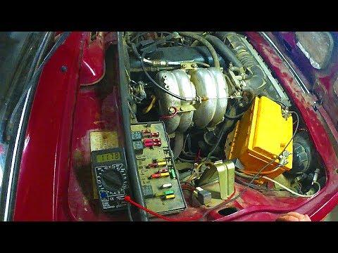 ВАЗ 2107 Пропала зарядка. Опасные лайфхаки.
