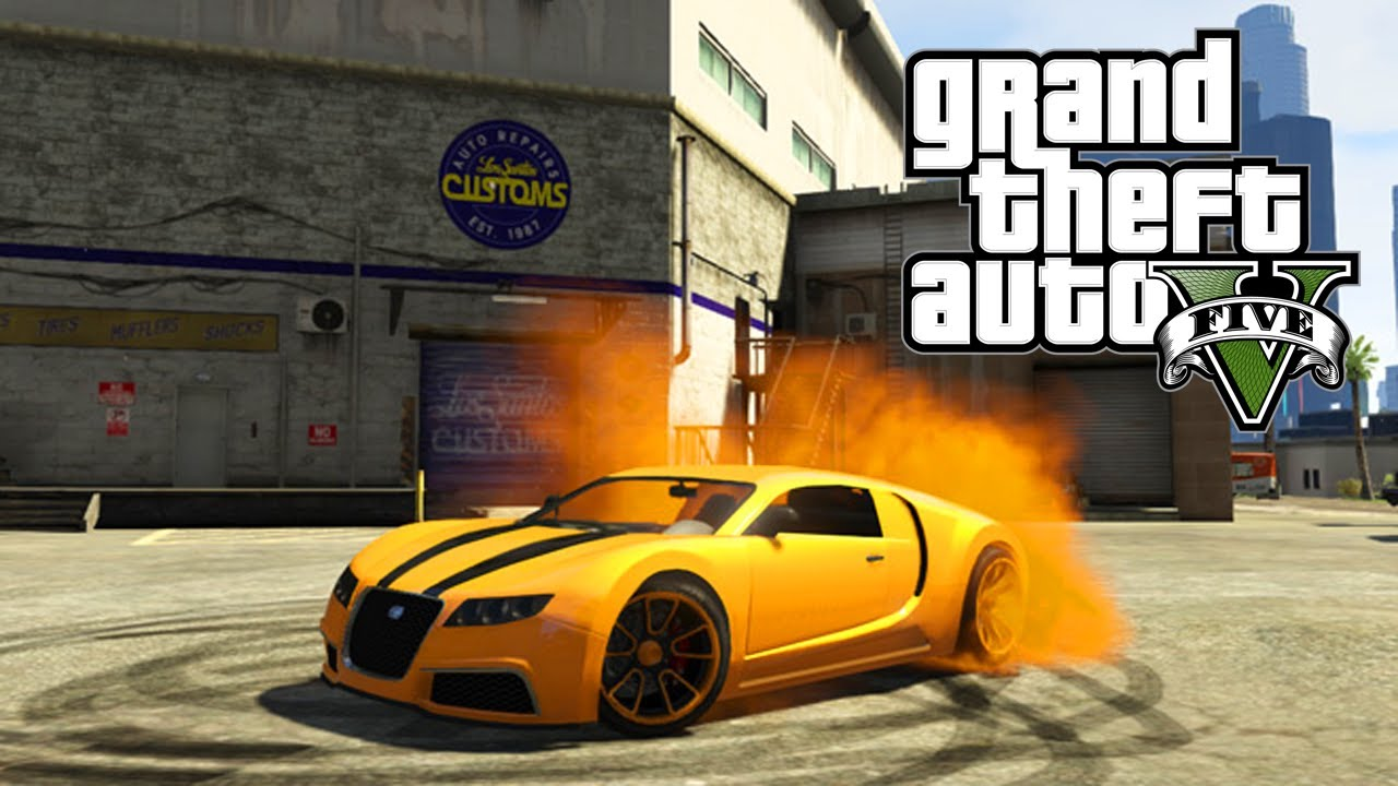 Gta 5 Custom Burnout Smoke Vehicle Wheels Amp Car