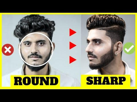 Best Hairstyle For Round Face Men Indian 2019 Round Face Hairstyles Men Youtube