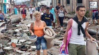 Residents Of Cuba In High Danger If Destructive Hurricane Irma Strikes | Lehren News