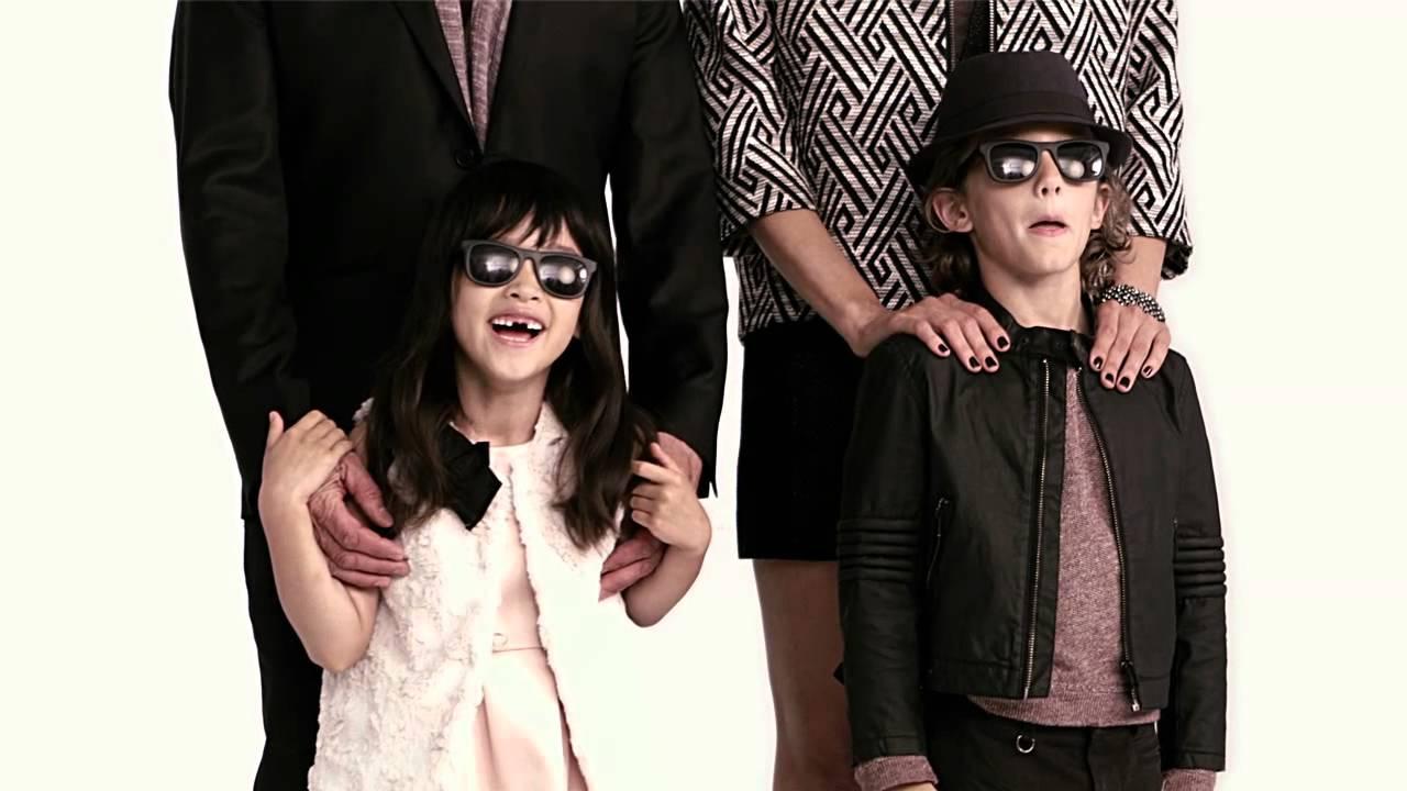 HM Autumn Collection 2012  The Fashion Family  YouTube