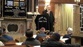 """הרב ישראל מאיר לאו.  יב' שבט התשע""""ז - 08/02/17 Rabbi Israel Meir"""
