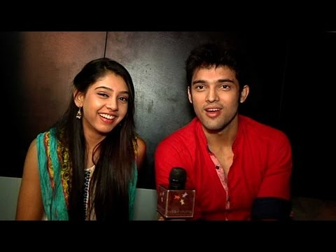 Parth samthaan and niti taylor share their first opinion about each