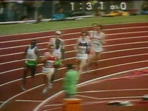 1972 Olympic 800m Final (Hi Quality)