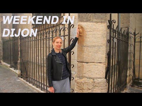 Weekend In Dijon, France