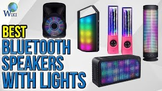 7 Best Bluetooth Speakers With Lights 2017