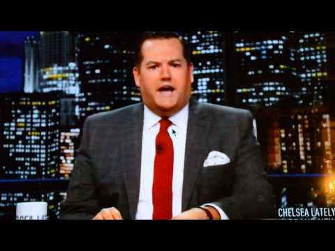 Chelsea Lately - Ross Mathews - The Wheels on the Bus...
