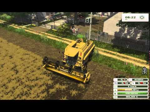 #1 Carrière suivie sur Big Polish Farm! | Belle ma moisso...