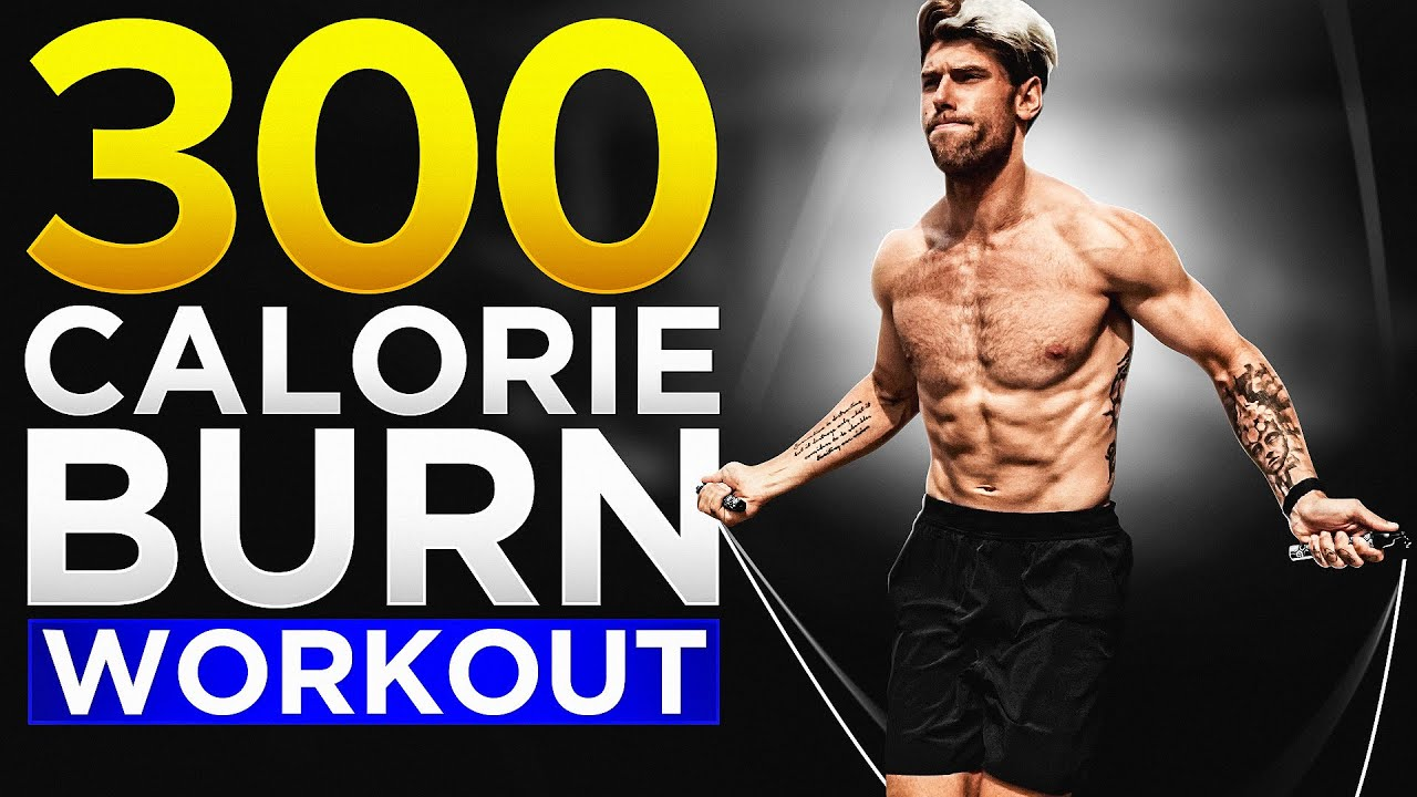 Burn 300 Calories In 20 Min Workout
