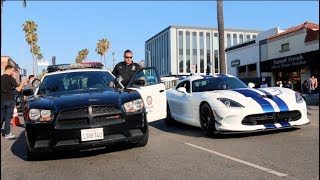 COPS HATE EXPENSIVE SUPERCARS!