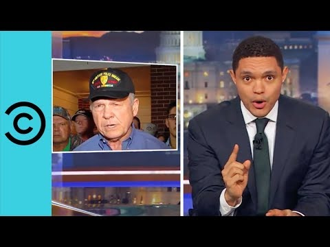 """Why Was Roy Moore """"Banned From The Mall""""?   The Daily Show"""