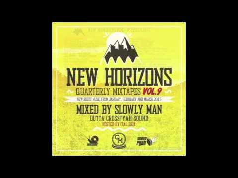 NEW HORIZONS Vol.  9 (Quarterly Mixtapes  2nd Anniversary)