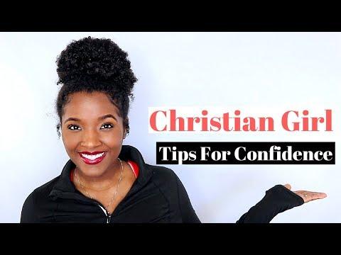 Christian Girl Tips for Confidence♡
