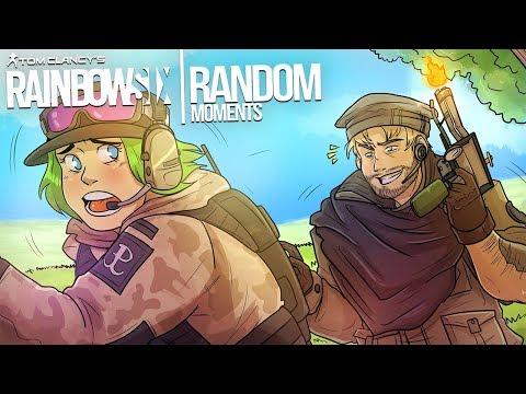 Rainbow Six Siege - Random Moments: #31 (Maverick NOT HOT)
