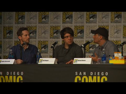 Official Call of Duty®: Infinite Warfare Narrative Panel - San Diego Comic-Con 2016