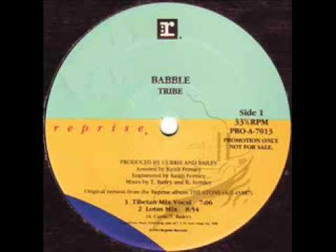 Babble   Tribe Tibetan Mix 1993