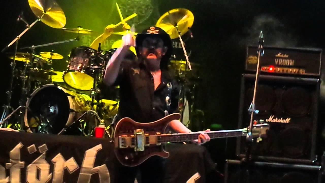 Motörhead Live Mexico 2013