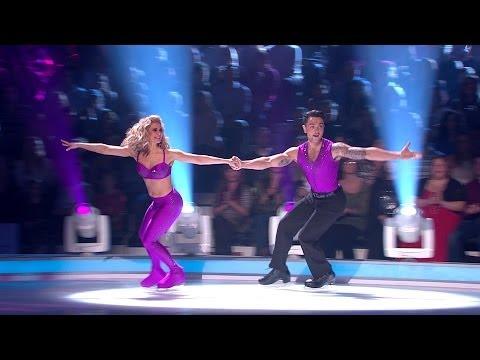 Ray Quinn - Dancing on Ice 2014 - week 1