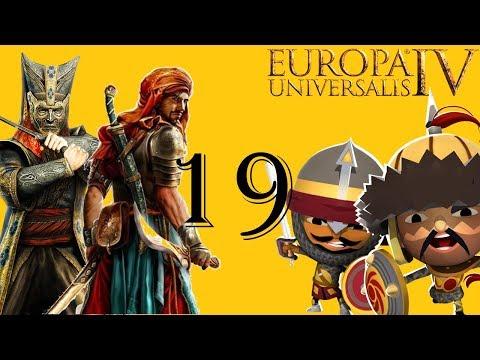 Europa Universalis 4 PL Multiplayer Mamelucy #19 Zrywamy Sojusze