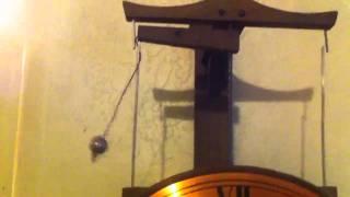 Baumann buco Swiss clock
