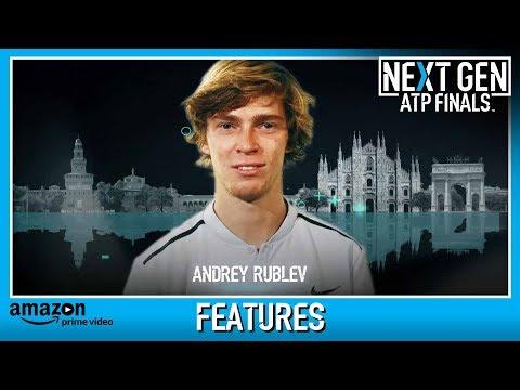 NextGen ATP Stars Introduce Innovations In Milan