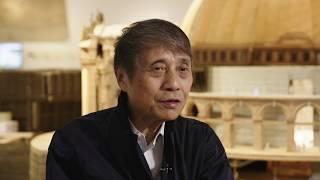 安藤忠雄スペシャルインタビュー『安藤忠雄展 ―挑戦― 』