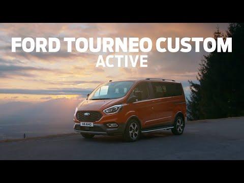 The New Tourneo Custom Active
