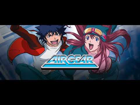 Love Sensation - Air Gear Music Extended