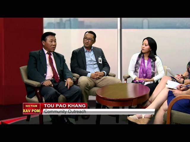 XAV PAUB XAV POM: Discover New Millennium Academy with Padee Yang & Mai Kou Xiong.