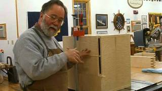 Making A Veneered Sideboard Part 6-3, Drawers: Andrew Pitts~furnituremaker