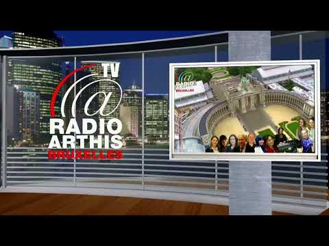 Diffusion en direct de Radio Arthis Brussels
