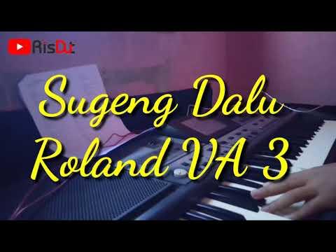 Sugeng Dalu Style Manual Dut Keroncong // Cover Roland VA 3