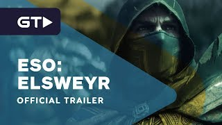 The Elder Scrolls Online: Elsweyr - Official Cinematic Trailer | The Game Awards 2019