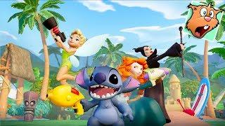 дисней мультфильмы для детей на Русском языке - Компьютерные Игры мультики Disney Infinity 2.0
