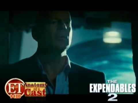 Expendables 2 Preview