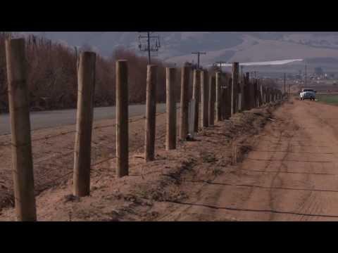 Salinas Crop Circle - Behind the Scenes with NVIDIA - Dec 2013
