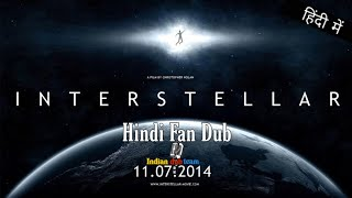 "Interstellar ""Hindi Dub"" Trailer"