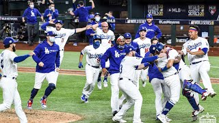 2020 World Series Highlights (Dodgers vs Rays)