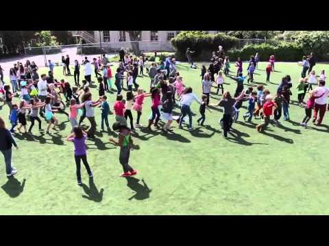 Park Day School dances for dance anywhere® 2014!