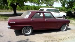 1964 Nova first drive